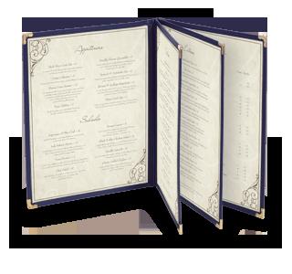 economy cafe style restaurant menu covers acme restaurant menu covers